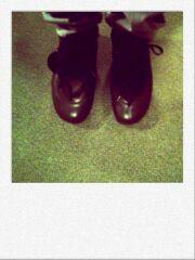 ミス 付く 靴